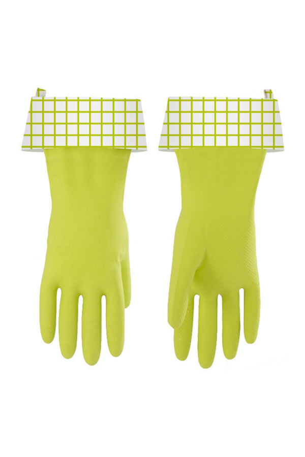 Natural Latex Cleaning Gloves
