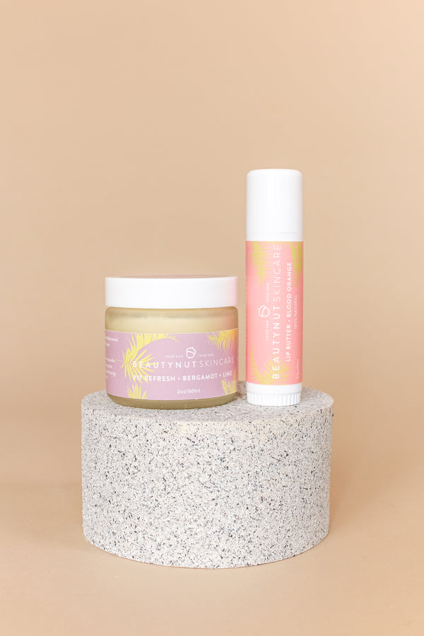 Best Sellers Bundle - Pit Refresh & Lip Butter