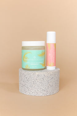 Clean & Hydrate Bundle - Minty Clean Oil Pull & Lip Butter