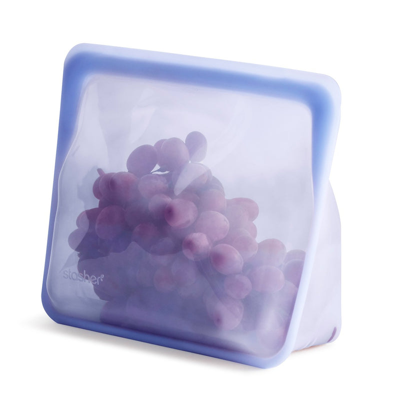 Silicone Reusable Stand-Up Storage Bag