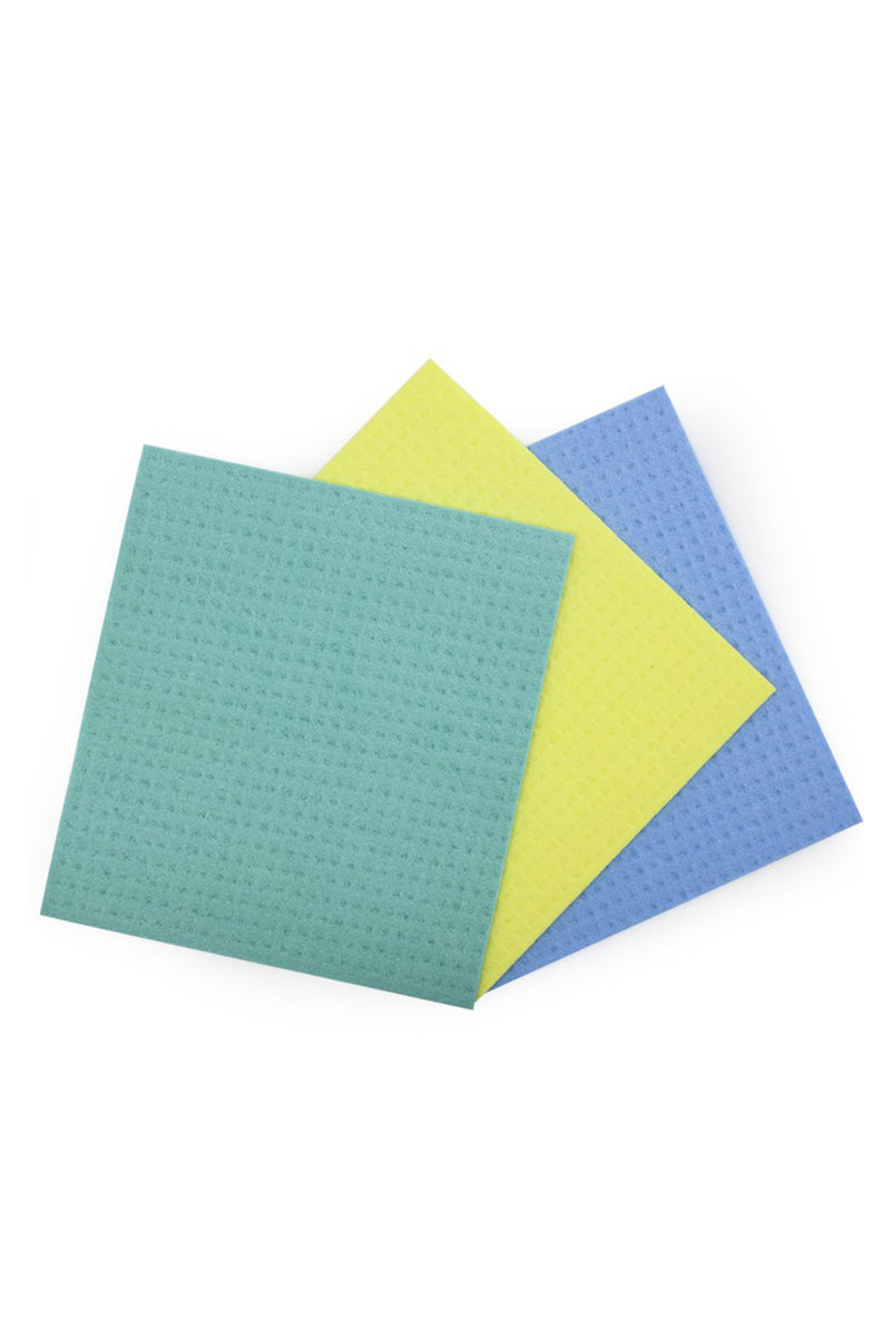 Squeeze Cellulose Cleaning Cloths