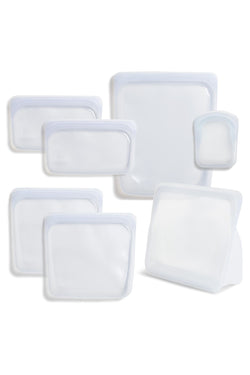 Reusable Silicone Bag Starter Kit