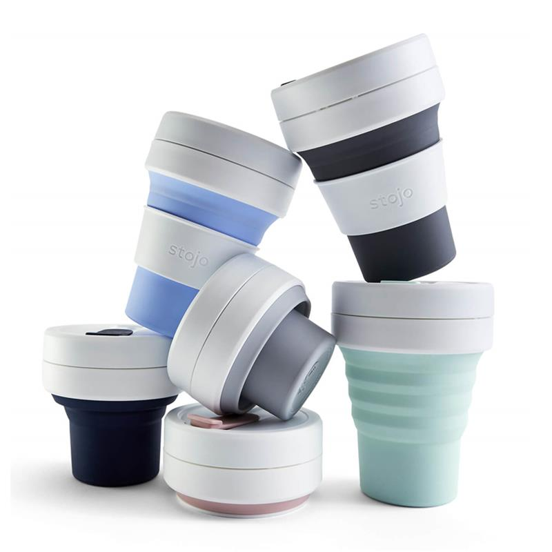 Reusable Collapsible Coffee Cup