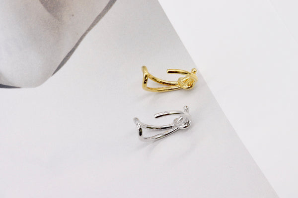 Double Knot Ring
