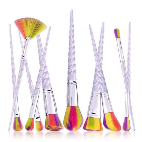 Free Unicorn Brush Set