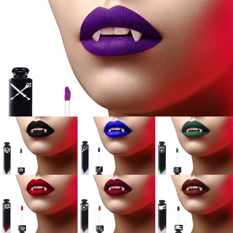 VAMPIRE: the Masquerade Clan Lipsticks