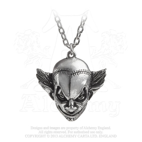 M'ERA LUNA EVIL CLOWN PENDANT