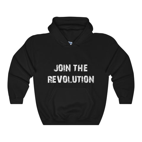 #SELFEXPRESSIONREVOLUTION Join the Revolution HOODIE