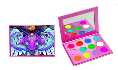 The Baphomet Palette: ELECTRIFIED