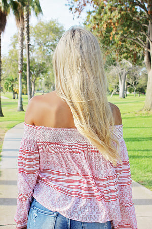 Florence Off Shoulder Top