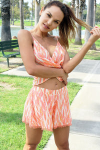 Sorbet Two Piece Set