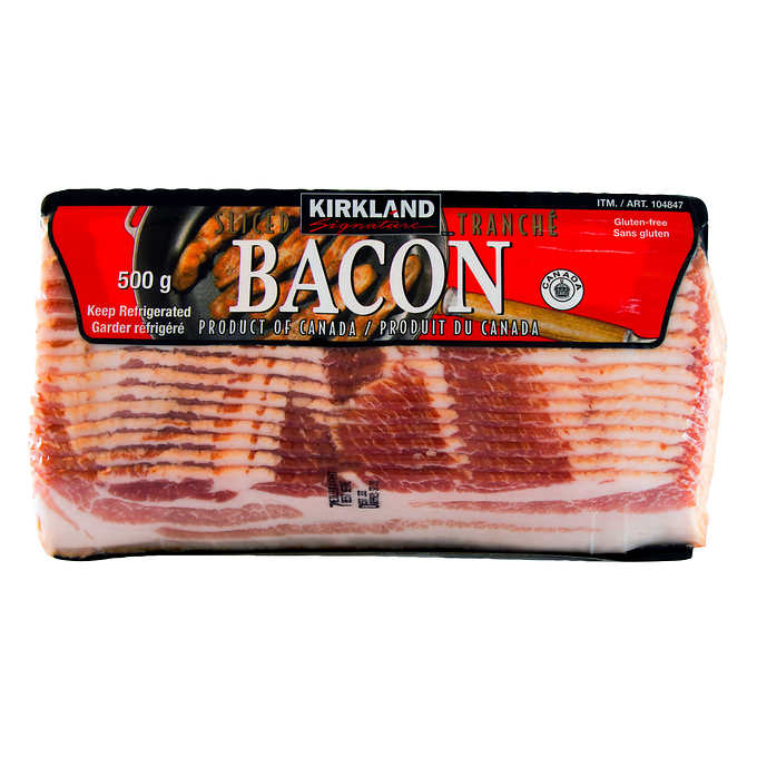 Kirkland Original Bacon 500g