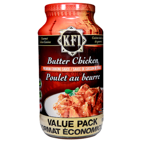 KFI Butter Chicken Sauce 650ml