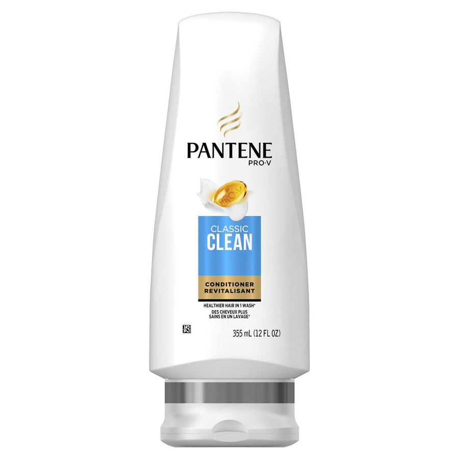 Pantene Pro-V Classic Clean Daily Conditioner 355ml