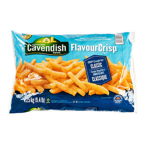 Cavendish Flavourcrisp Fries 4.25kg