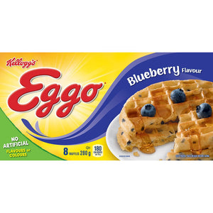 Eggo Blueberry Waffles 8ct
