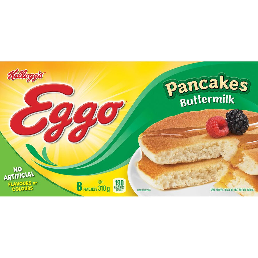 Eggo Buttermilk Pancakes 8ct