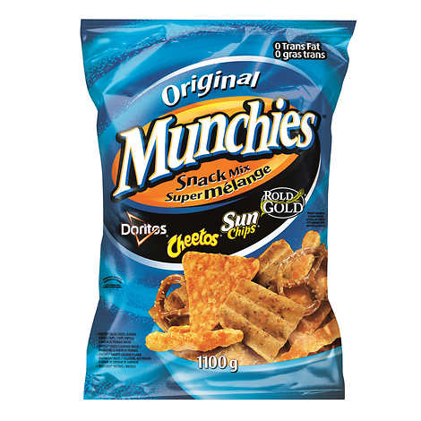 Munchies Jumbo Snack Mix 1100g