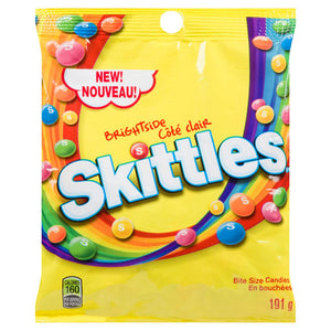 Skittles Brightside Candy 191g