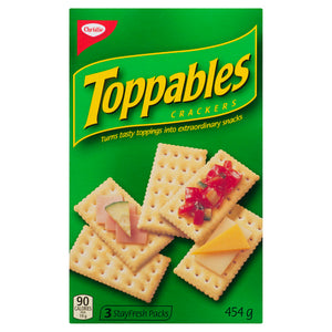 Christie Toppables Crackers 454g