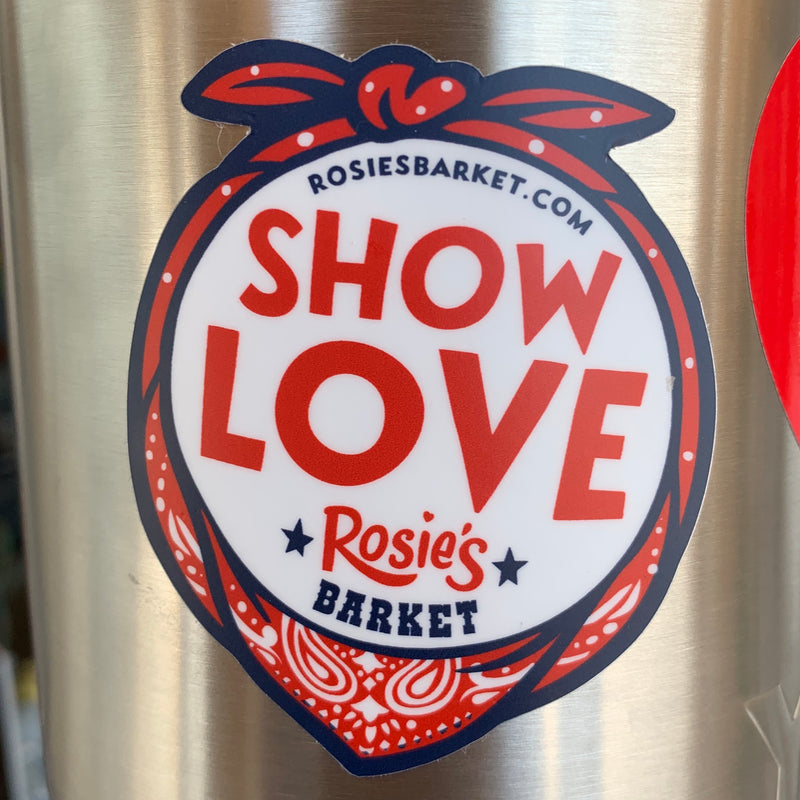 Show Love Sticker