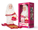 Prayer Set Doll
