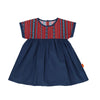 Organic T-Dress with Bloomers