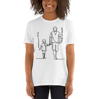 Father's Day Gift Idea: Short-Sleeve Unisex T-Shirt
