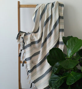 Petite Handwoven Towel - Artisan Village Design