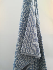 Galata  Tribal Double Sided Throw -3 colors