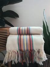 Sirince  Handwoven Towel - Artisan Village Design