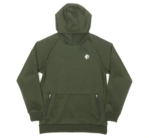All Purpose Training Hoodie - Dark Olive