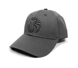 3D Sport Cap - Dark Grey