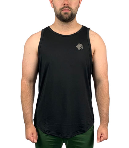 Ambition Training Tank - Black