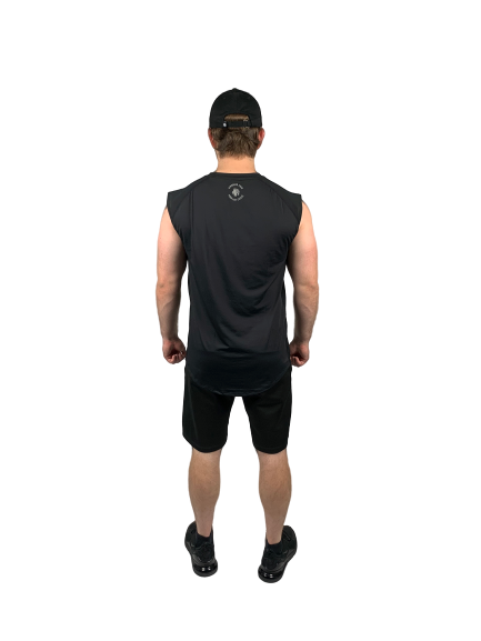 Vented AirFlow Cut-Off - Black