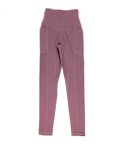 Heart And Soul Leggings - Dusty Rose