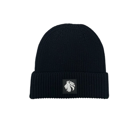 Elevate Beanie - Black