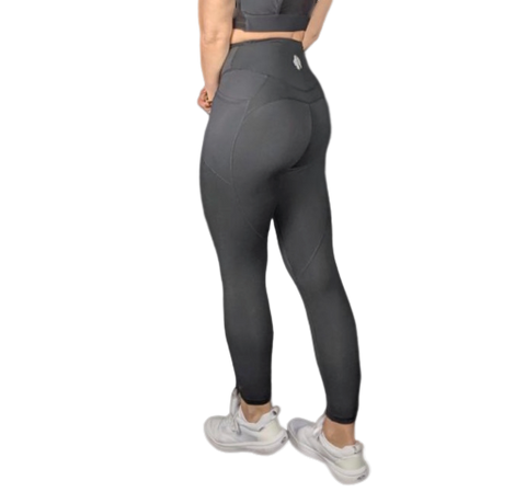 Heart And Soul Leggings - Black
