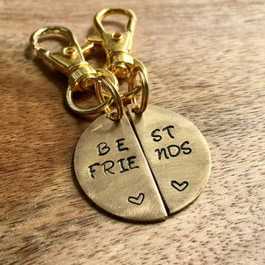 The 'BFF' Pet Tags