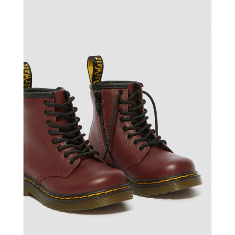 Dr Martens Cherry Red - Softy T Youth Boots