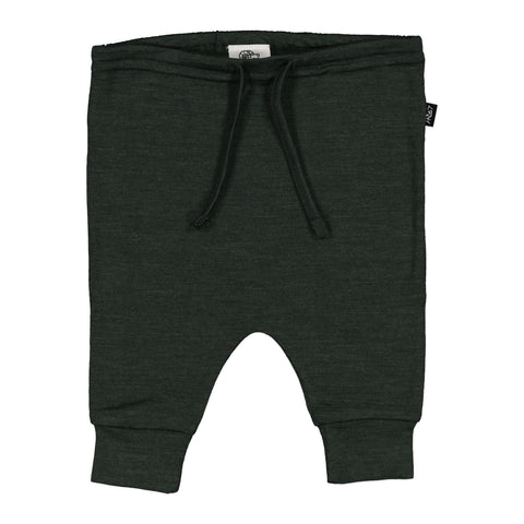 Asher Dropcrotch Pants - Moss