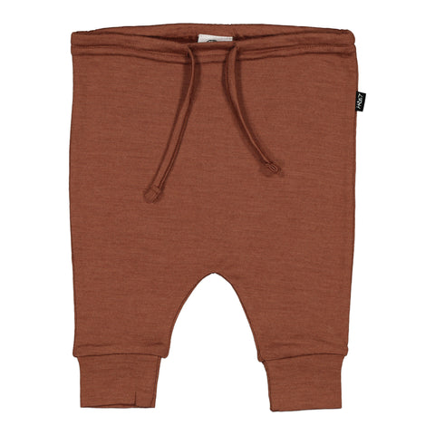 Asher Dropcrotch Pants - Russet