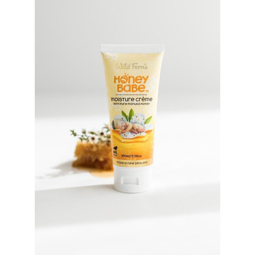 Honey Babe Moisture Cream 100ml