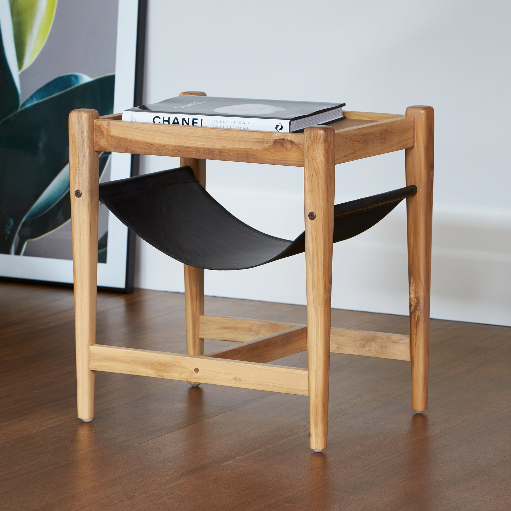 Kitt Side Table - BLACK
