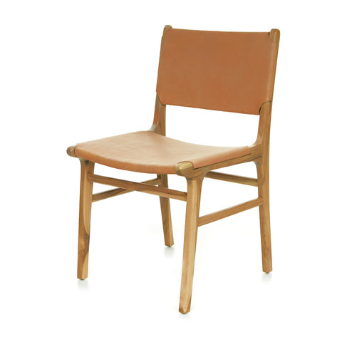 Olivia Dining Chair - Flat - TAN