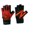 Mens Gloves Red Large
