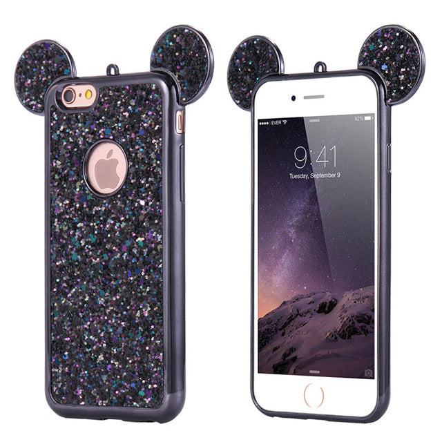 glitter iphone cover iphone 6 case
