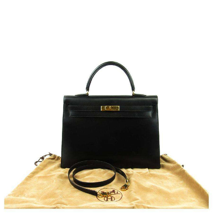 6a5a9766e2a5 Kelly 35 Outside Stitched 2way Hand Shoulder Bag — Trendphile