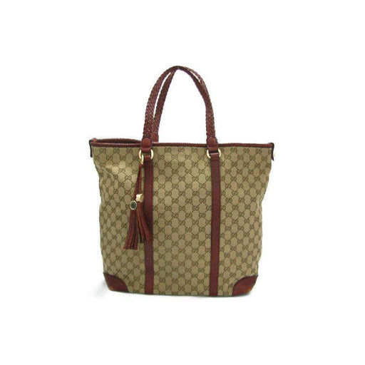 adfa9159482280 Trendphile | Gucci Gg Canvas Shoulder Tote Bag 257031 Bag