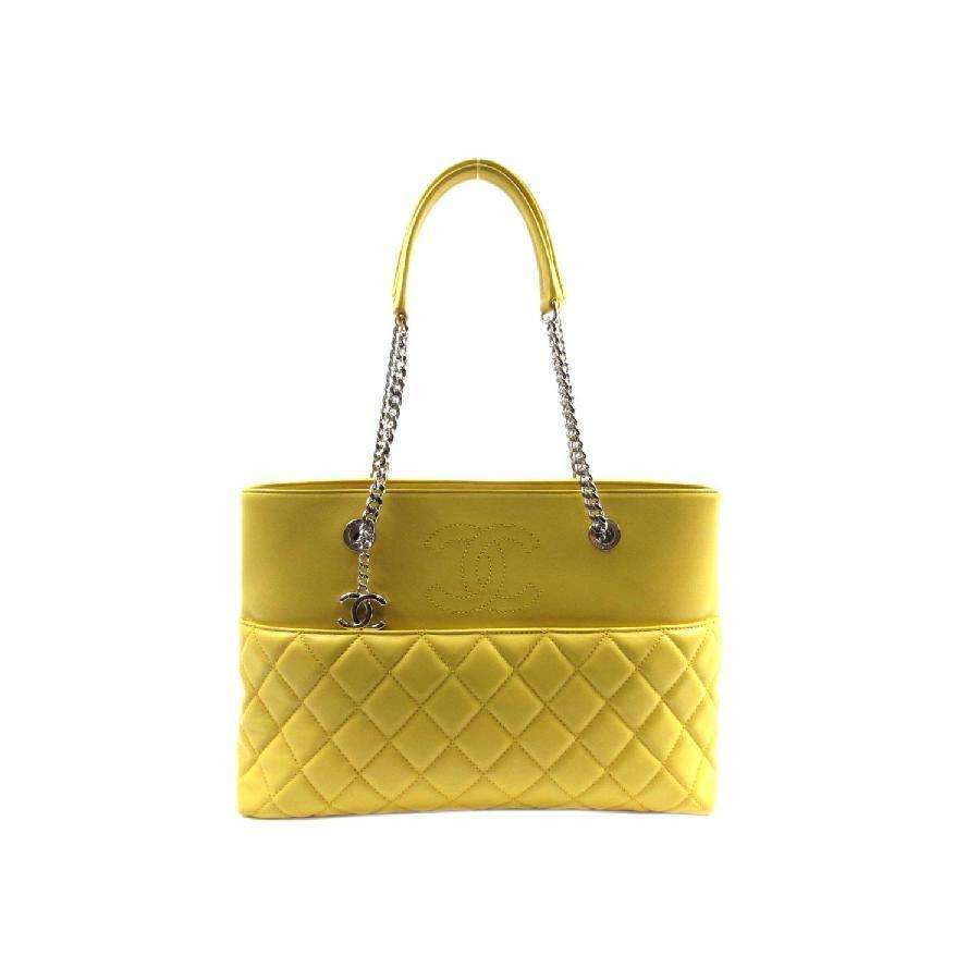 681578ab4948 Matelasse Quilted Chain Tote Shoulder Bag A98620 — Trendphile